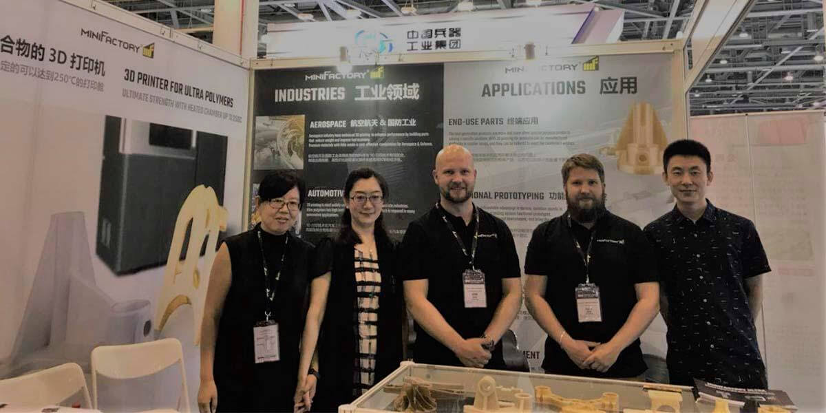 miniFactory participated to AMCC2018
