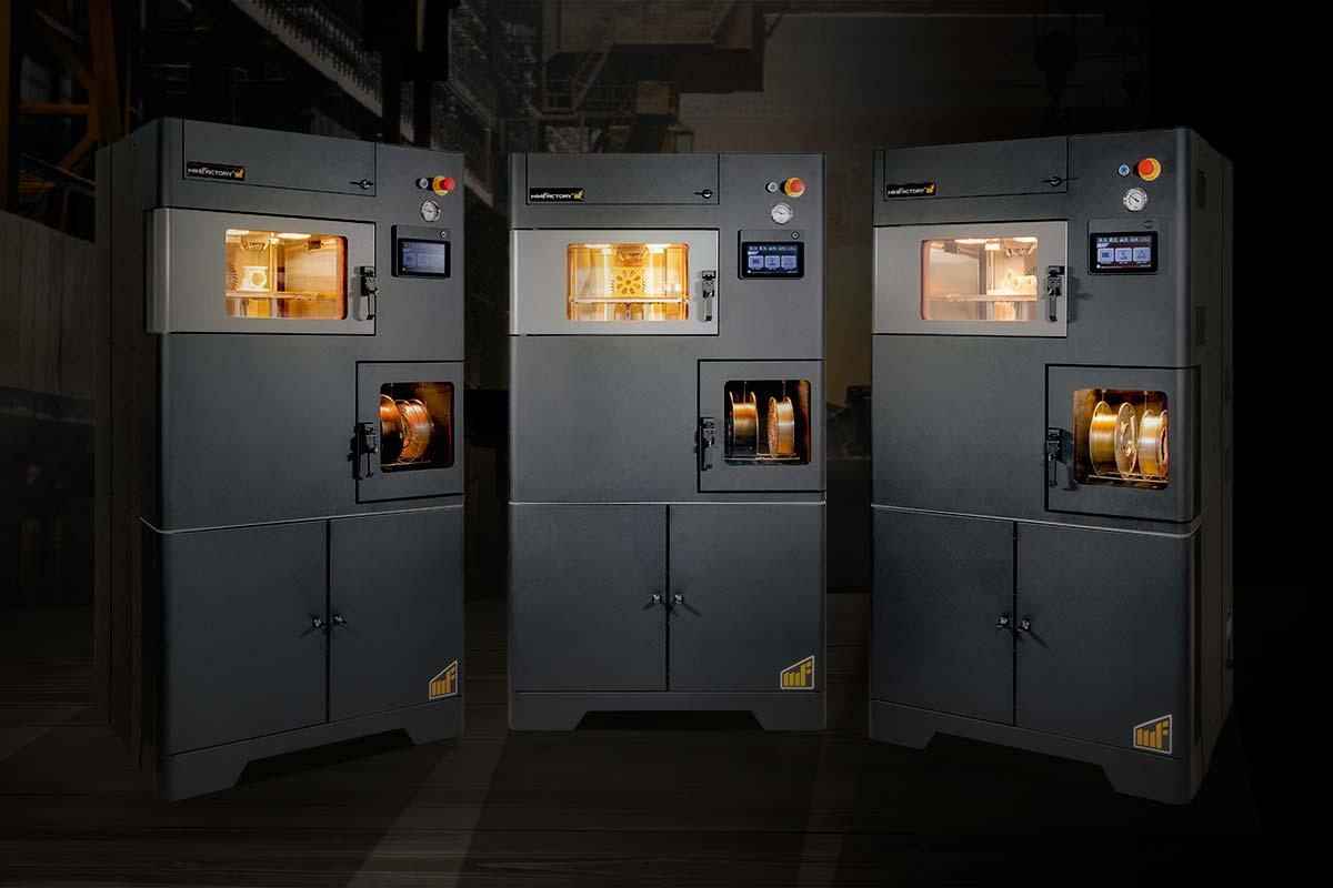 D Printing Exhibition Frankfurt : Minifactory d printer manufacturer d printer production